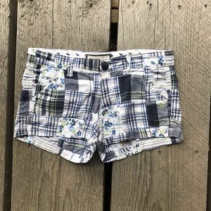 Abercrombie and Finch shorts